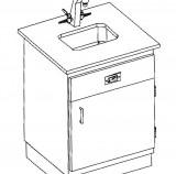 75340 Sink Station