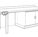 Craft Project Bench_72""