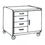 Cupboard Drawer Transport