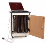 laptop charging station