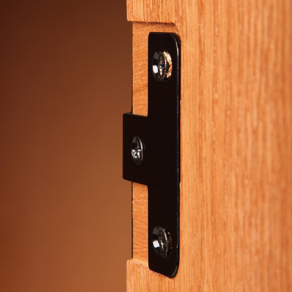 Our Standard Hinge Can Be Mortised Or Non A Is Flush Mounted Causing The Door To Close Directly On Cabinet Front