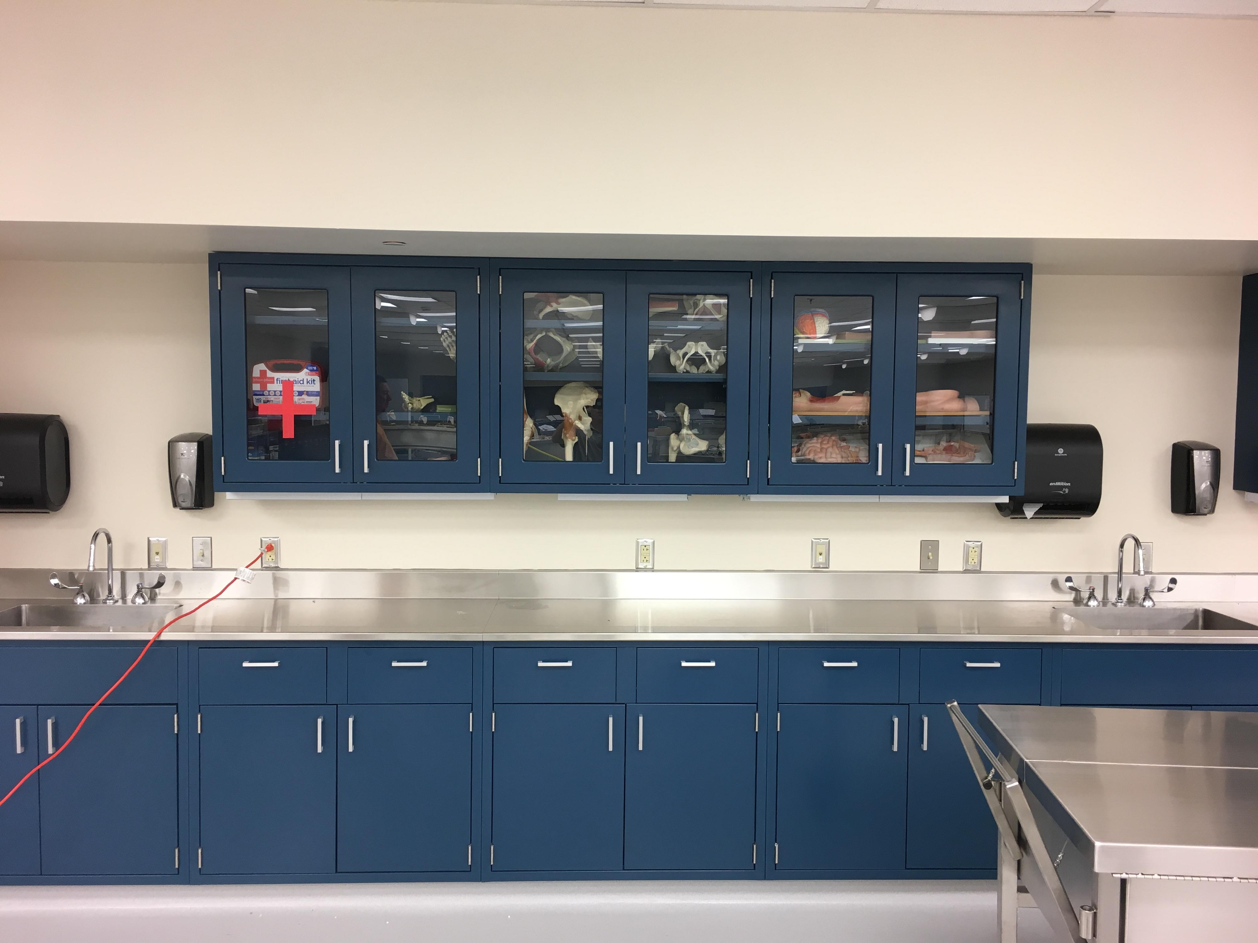 William Carey University – Anatomy Lab | Sheldon Laboratory Systems